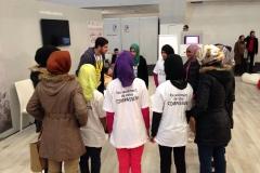 Visite-SIEL_Bénéféciaires-foyer-Kelâat-Seraghna_Février-2014_6