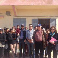 Visite Rotary_Rotaract_Rabat Chellah_Mars 2014_2